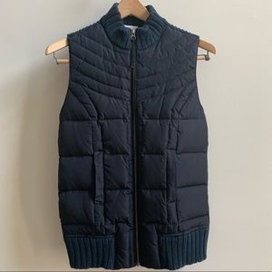 A Pea in the Pod Maternity Puffy Vest